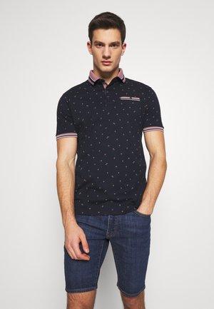 SMART TIP CONVER - Polo shirt - navy