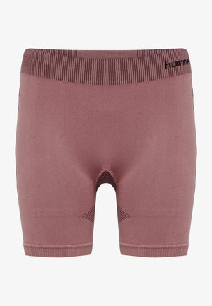 Tights - dusty rose