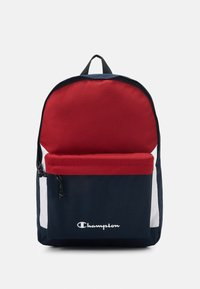 Champion - LEGACY BACKPACK - Ryggsekk - dark red - 1
