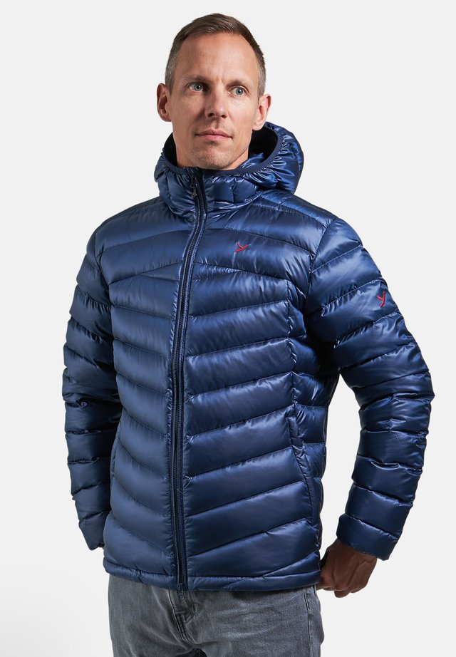 PAYNE - Down jacket - sargasso sea