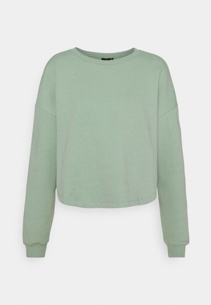 ONYFAVE LIFE ONECK CROPPED - Sweater - jadeite