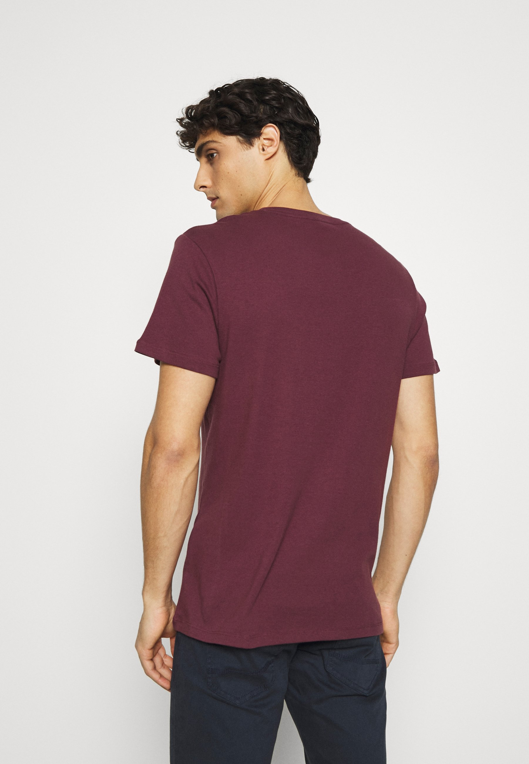 Homme BASIC VNECK TEE - T-shirt basique