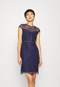 Anna Field - Shift dress - evening blue - 0