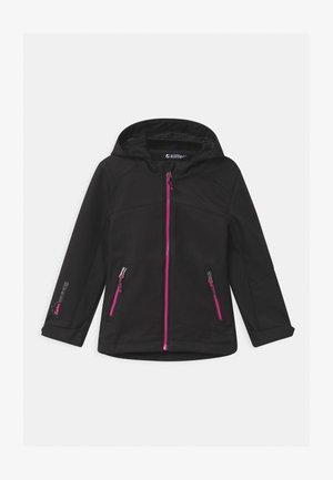 LYNGE  - Soft shell jacket - schwarz
