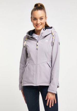 Outdoor jacket - melange pink