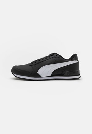 RUNNER V2 UNISEX - Trainers - black/castlerock/white