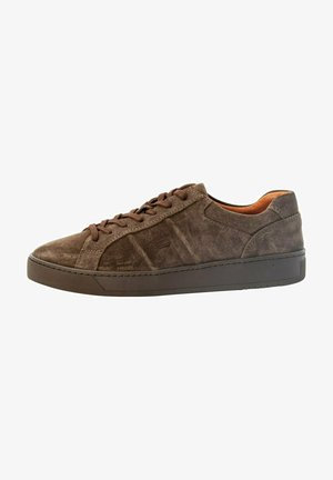CLOUD - Sneakers laag - dark taupe