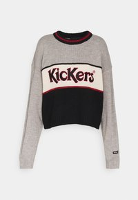 Kickers Classics - CHEST PANEL JUMPER - Maglione - multi - 0