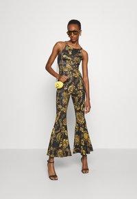 Versace Jeans Couture - GYM - Jumpsuit - black/multi - 5