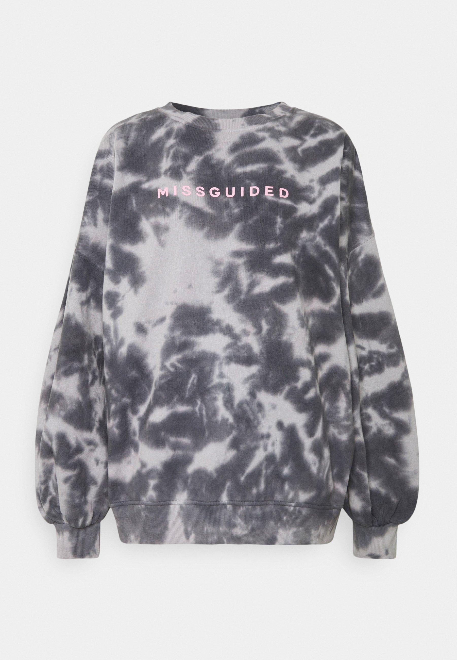 Women BRANDED TIE DYE - Sweatshirt