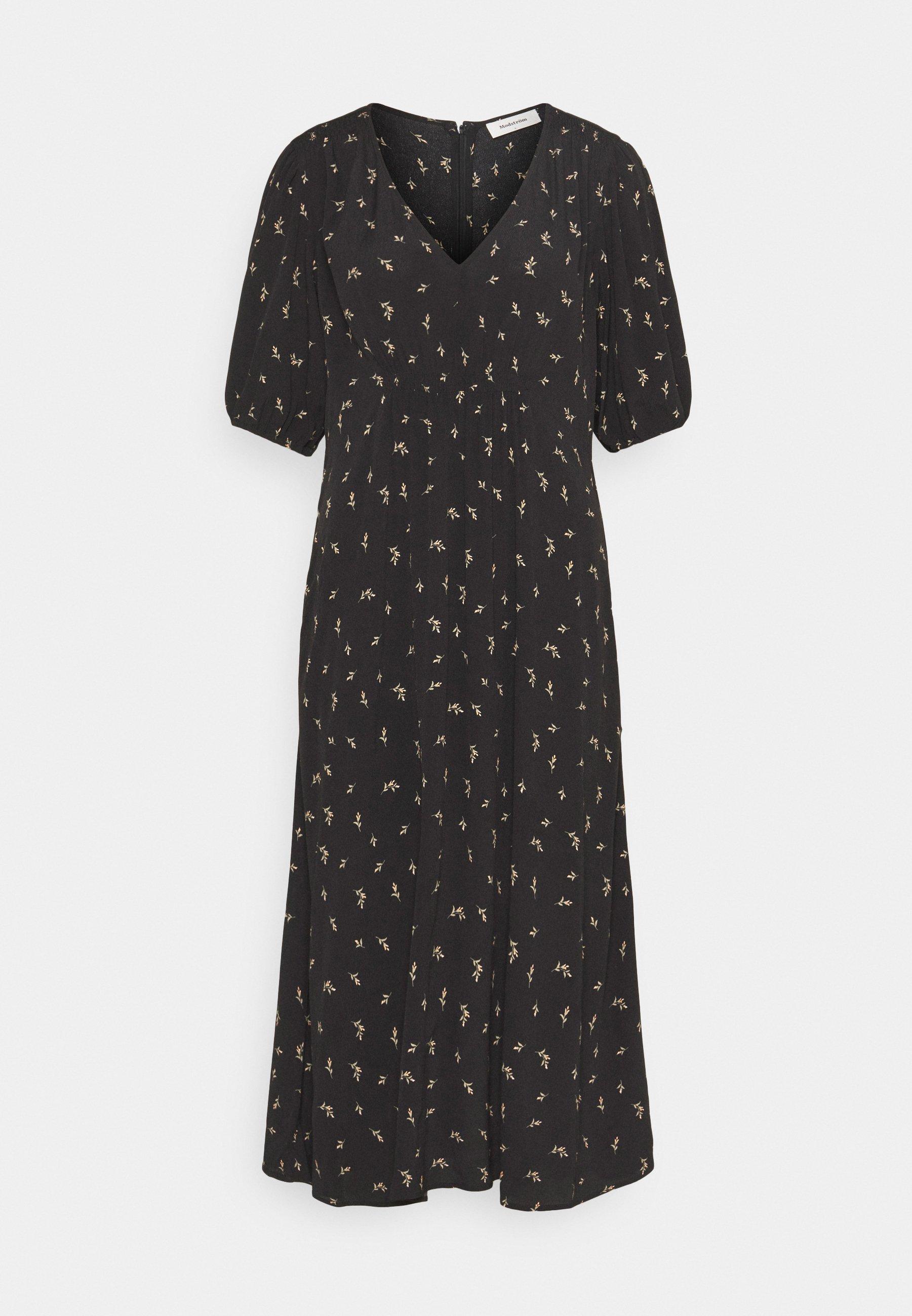 Women IDALINA PRINT DRESS - Day dress