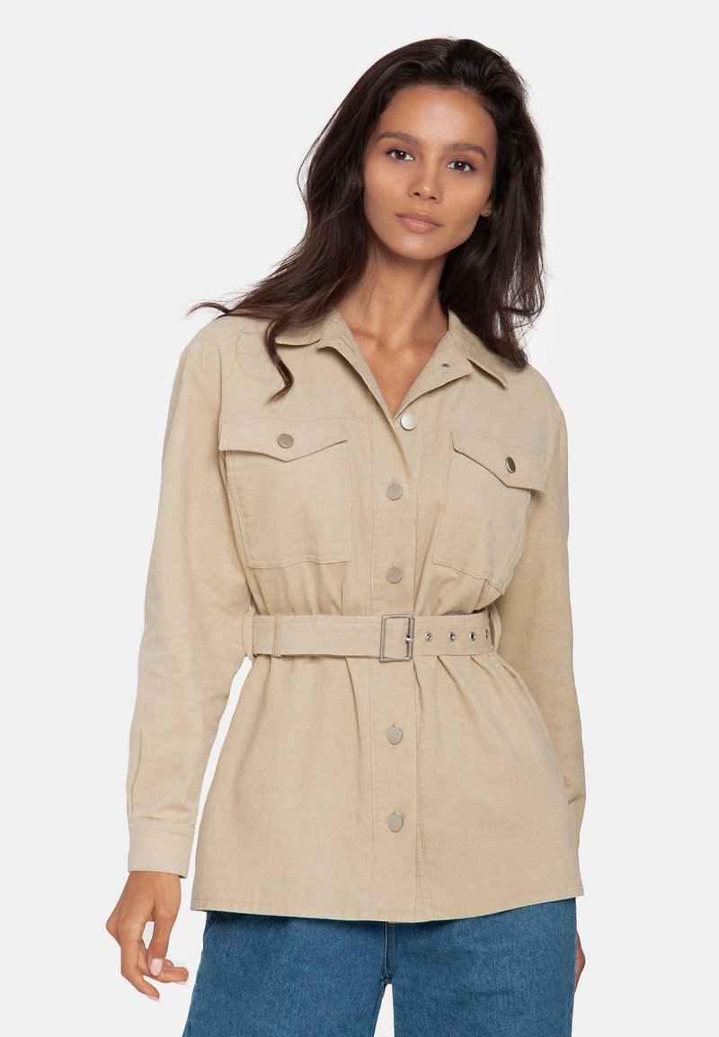 Lichi - Summer jacket - beige