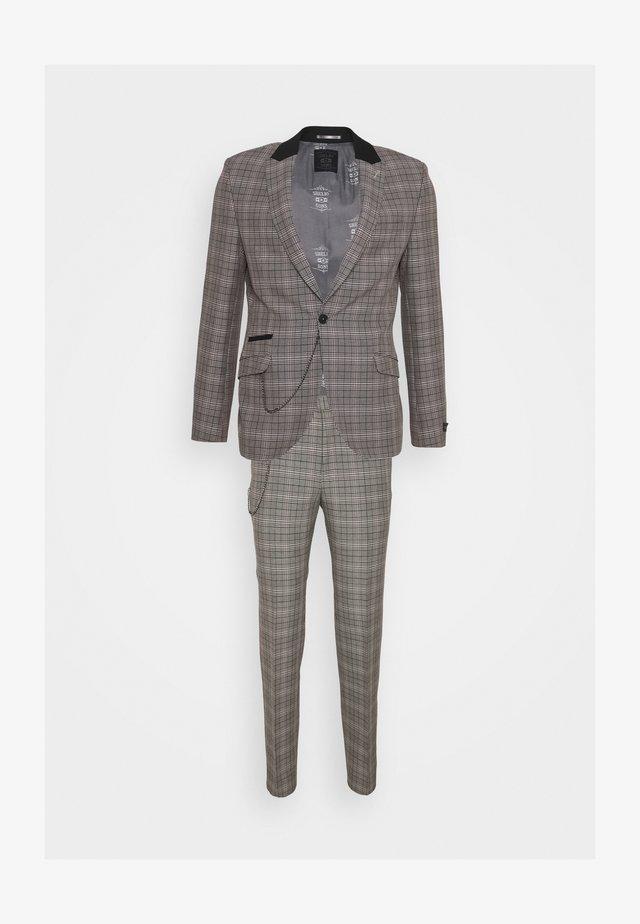 HAWICK SUIT - Oblek - grey