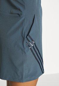 adidas Golf - 3 STRIPE DRESS - Sportovní šaty - legacy blue - 7