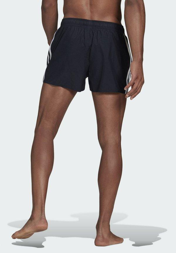 adidas Performance CLASSIC 3-STRIPES SWIM SHORTS - Szorty kąpielowe - blue/niebieski Odzież Męska APJR
