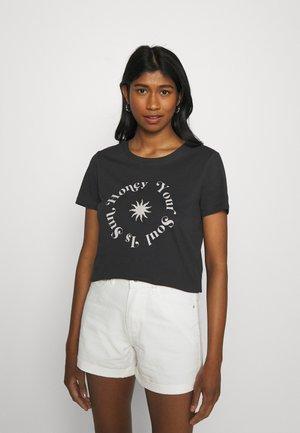 ONLSYMBOL MIND - T-shirt print - phantom
