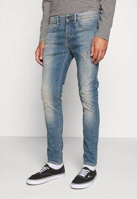 Denham - BOLT - Slim fit jeans - bue denim - 0
