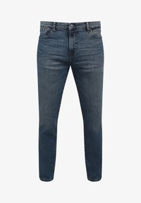Solid - Slim fit jeans - blue dnm - 3