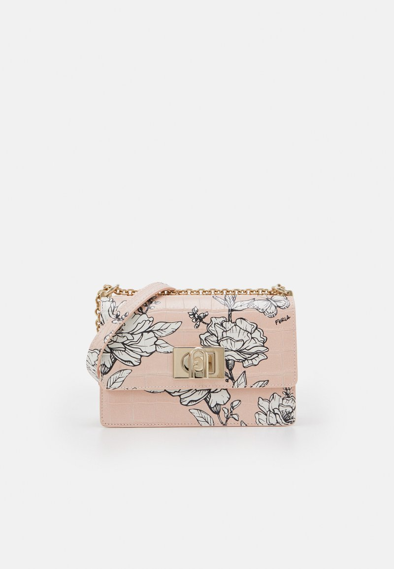Furla - MINI CROSSBODY  - Sac bandoulière - toni candy rose