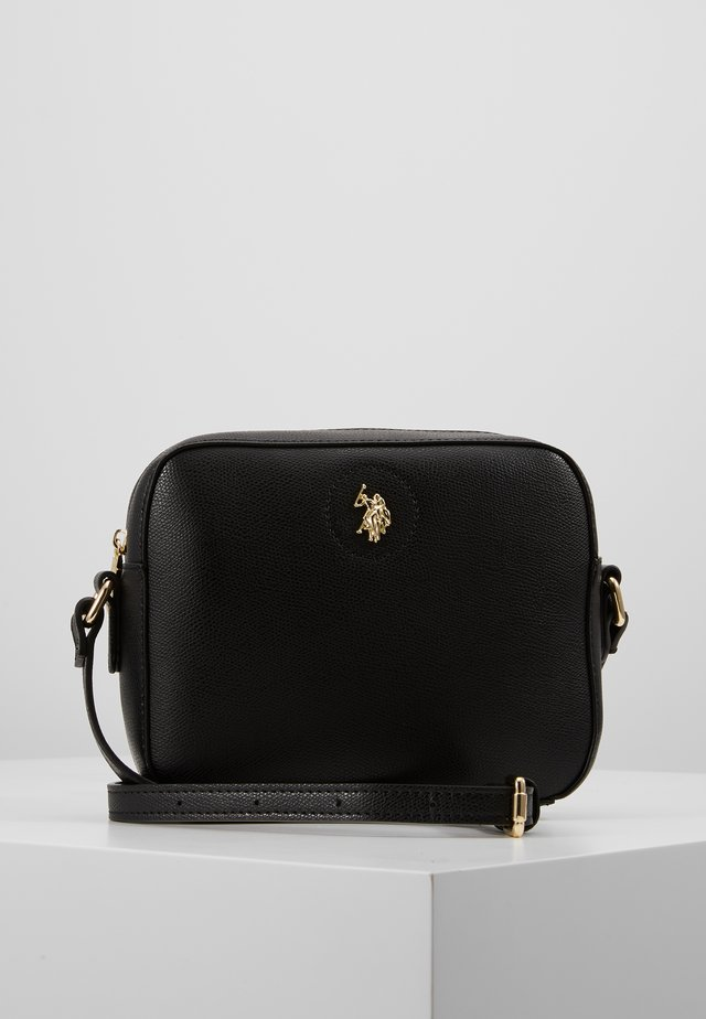 JONES - Sac bandoulière - black