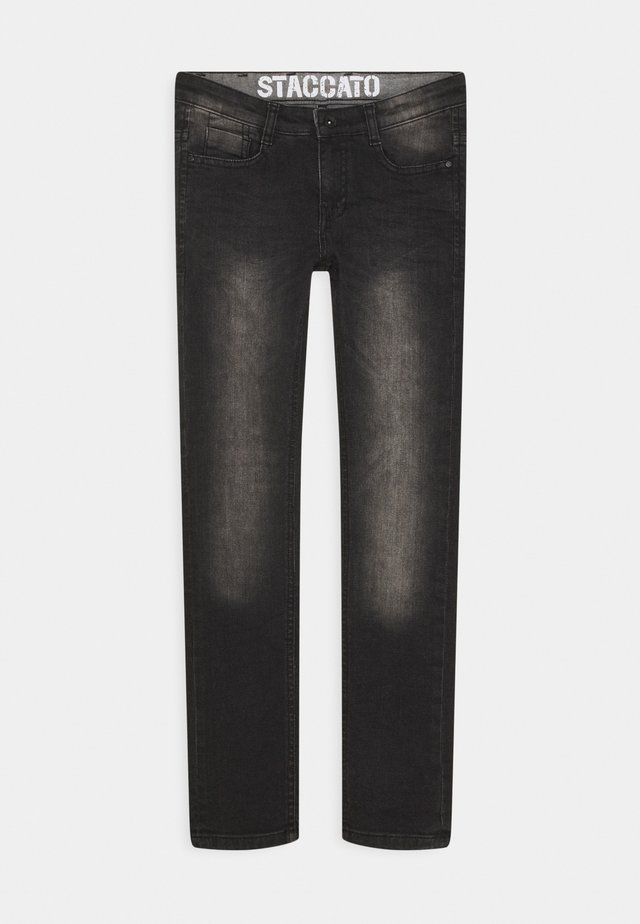 TEENAGER - Jeans Skinny Fit - black denim