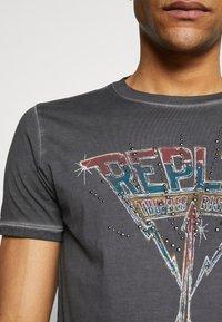 Replay - Print T-shirt - blackboard - 6