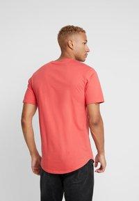 Only & Sons - ONSMATT - T-shirt - bas - cranberry - 2