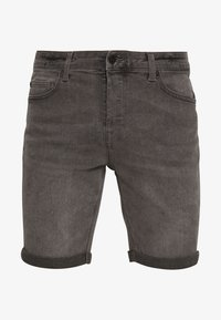 ONSPLY SLIM - Szorty jeansowe - grey denim