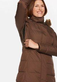 Jeff Green - FELY - Down coat - mocha - 4