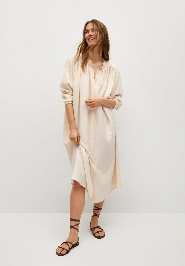 SAONA I - Shirt dress - ecru