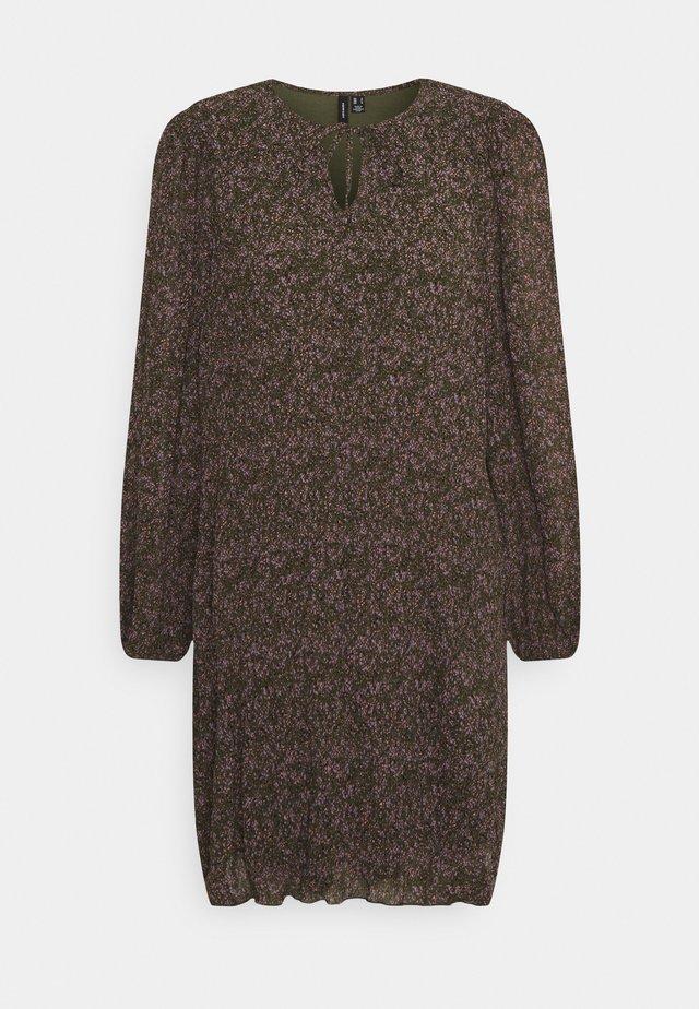 VMAPOLLO SHORT DRESS  - Day dress - beech