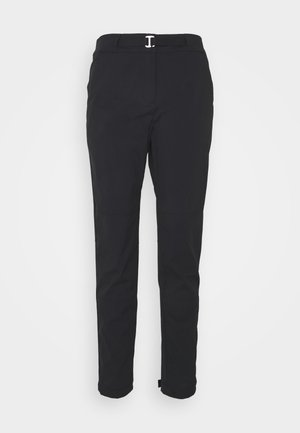 OUTRACK PANTS  - Trousers - black