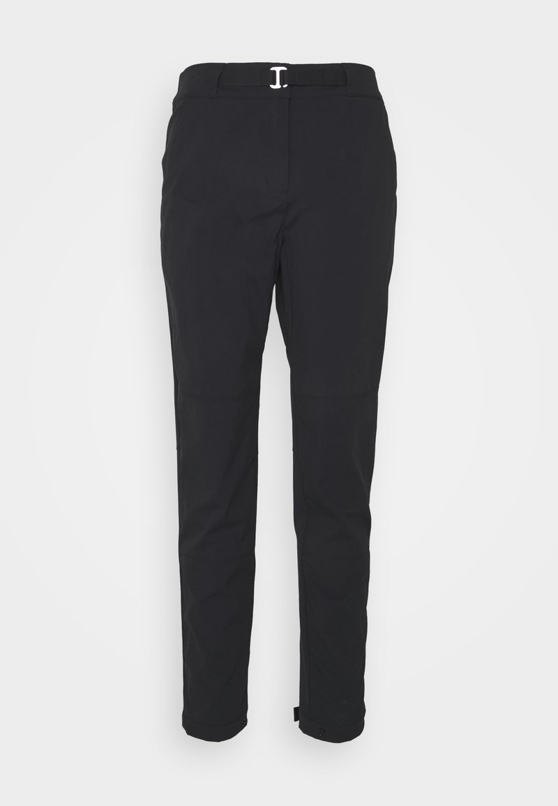 Salomon - OUTRACK PANTS  - Broek - black