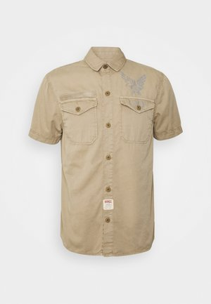 VICTORY - Shirt - army beige