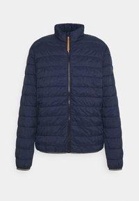 Superdry - MOUNTAIN PADDED JACKET - Winter jacket - atlantic navy - 4