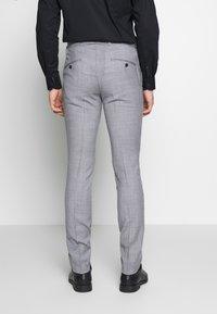 Bruun & Stengade - ALSACE SET - Kostym - grey - 5