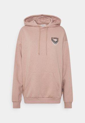 BUTTERFLY METAMORPHOSE HOODIE - Sweatshirt - pink