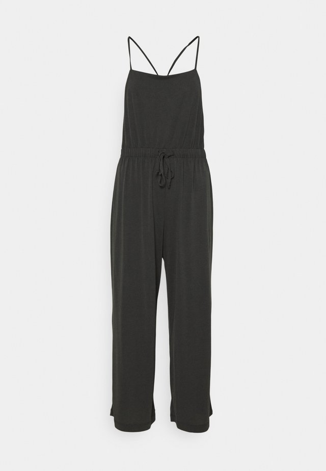 SOFT OVERALL - Jumpsuit - black