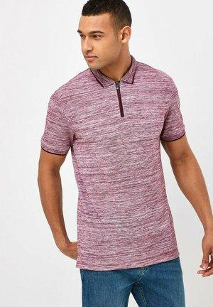 INJECTION MARL - Polo shirt - pink