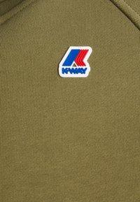 K-Way - ALBAN UNISEX - Sweatshirt - olive - 2