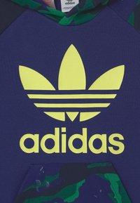 adidas Originals - HOODIE UNISEX - Sweatshirts - night sky/multicolor - 2
