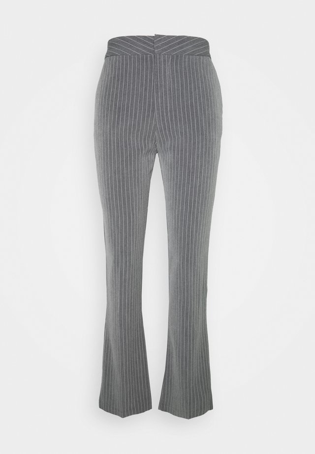 FORMALITTIES TROUSER - Trousers - grey