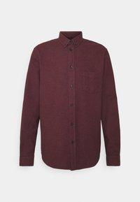 LIAM SHIRT - Camisa - brandy brown