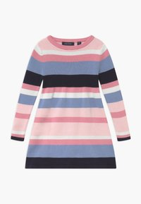 Blue Seven - KIDS STRIPE - Gebreide jurk - multi-coloured - 0