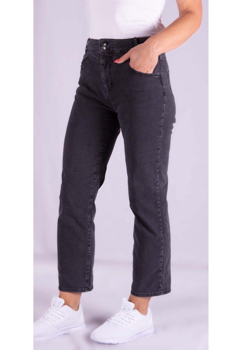 Buena Vista - FLORIDA  - Slim fit jeans - anthracite