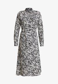 ONLOPHELIA DRESS - Shirt dress - white/black