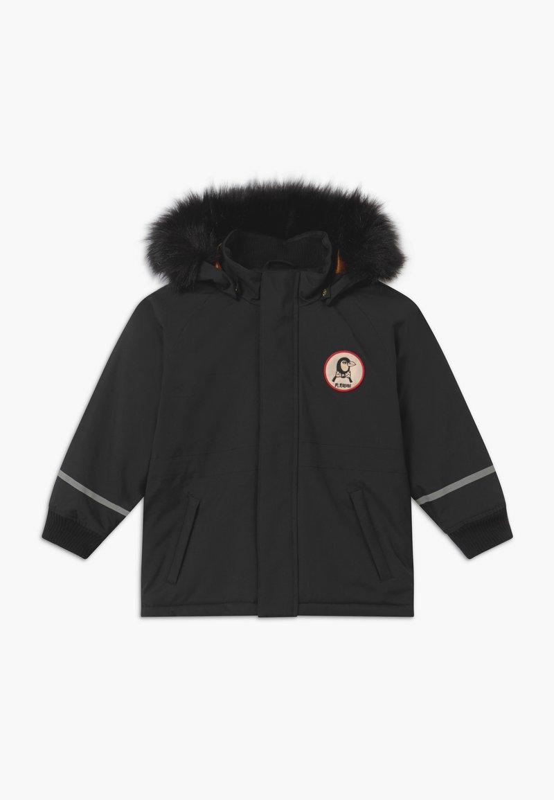 Mini Rodini - K2 PARKA - Zimní kabát - black