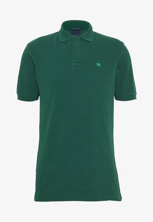CLASSIC GARMENT DYED  - Poloshirt - canopy green