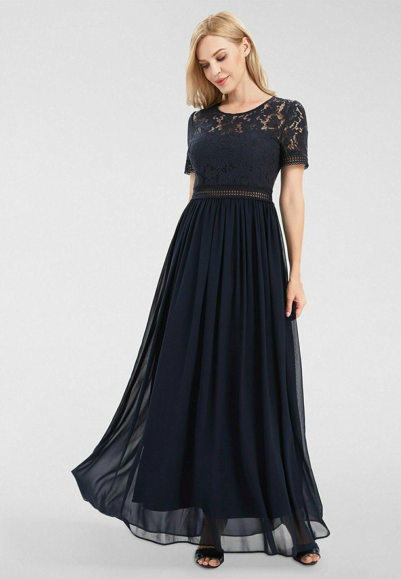 Apart - Robe longue - nachtblau