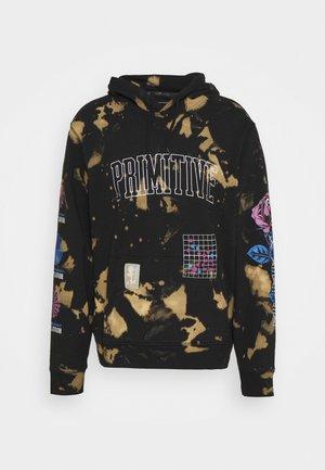 SPACED HOOD - Sweatshirt - black